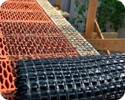 Базальтовая сетка строительная