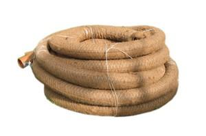 дренажные кокосовое волокно